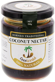 Cocoworld Coconut Nectar - 100% Natural (268g)