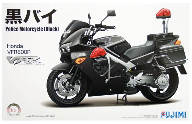 Fujimi: 1/12 Honda VFR800P Kurobai - Model Kit