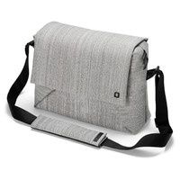"Dicota Messenger Bag for 11"" to 13.3"" Notebook /Laptop (Grey)"