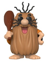 Hanna Barbera - Captain Caveman Pop! Vinyl Figure (LIMIT - ONE PER CUSTOMER)