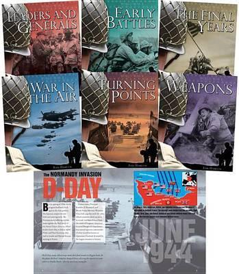 World War II by John Hamilton image