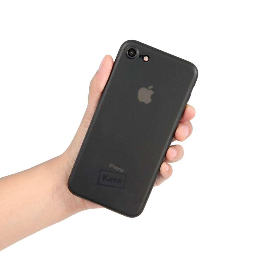 Kase Go Original iPhone 8 Slim Case -Black Sheep image