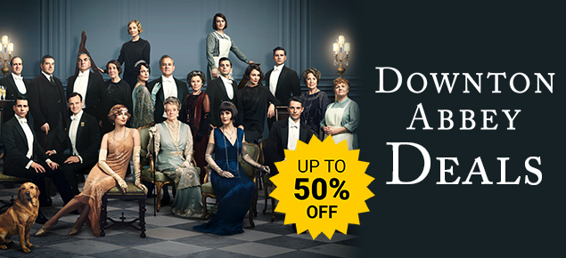 Downton Abbey DVD & Blu-ray Deals!