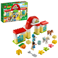 LEGO DUPLO: Horse Stable and Pony Care - (10951)