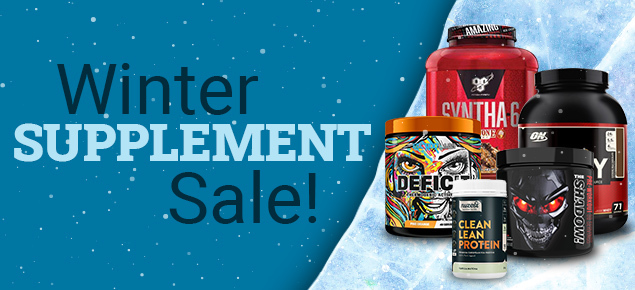 Winter Supplement Sale