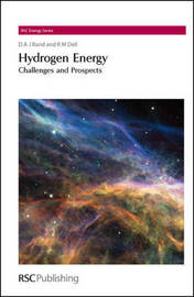 Hydrogen Energy by D.A.J. Rand