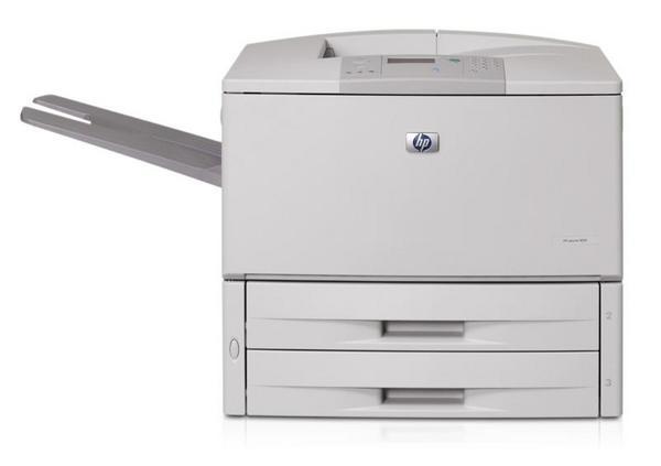 Hewlett-Packard LaserJet 9050 Printer image