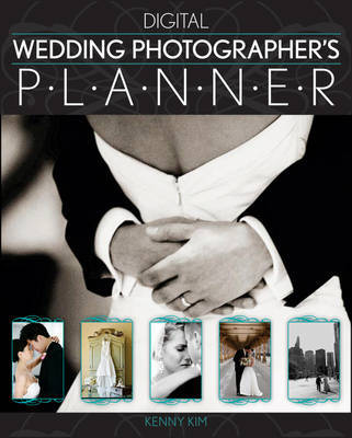 The Wedding Photographer's Planner by Kenny Kim image