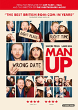 Man Up on Blu-ray