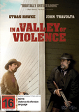 In A Valley Of Violence DVD