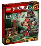 LEGO Ninjago - Dawn of Iron Doom (70626)