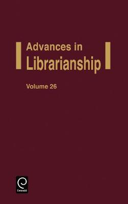 Advances in Librarianship