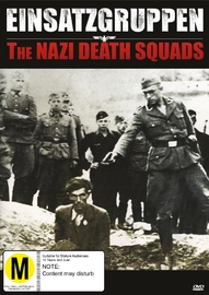 Einsatzgruppen : Nazi Death Squads on DVD