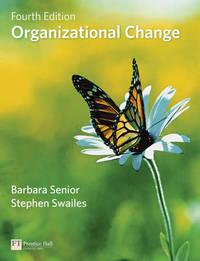 Organizational Change by Barbara Senior image