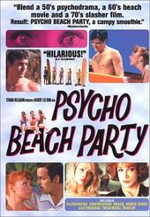 Psycho Beach Party on DVD