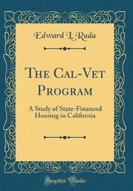 The Cal-Vet Program by Edward L Rada image