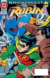 Batman Knightquest The Search by Chuck Dixon