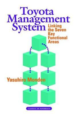 Toyota Management System by Yasuhiro Monden image