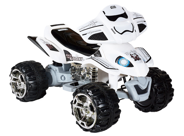 Star Wars: 12V Motorised - Stormtrooper Quad Bike