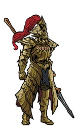Dark Souls: Dragonslayer Ornstein (#143) - FiGPiN