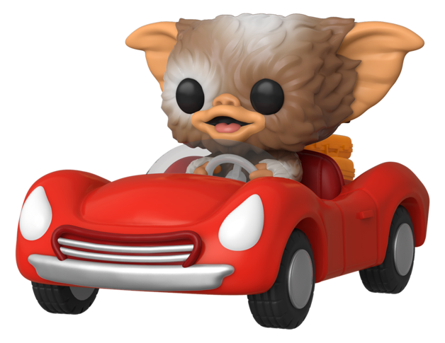 Gremlins: Gizmo in Red Car - Pop! Ride Vinyl Figure