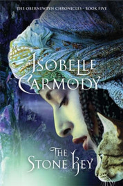 The Stone Key by Isobelle Carmody image