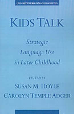 Kids Talk image