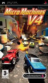 Micro Machines V4 for PSP