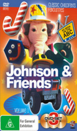 Johnson And Friends - Vol. 1 (3 Disc Set) on DVD