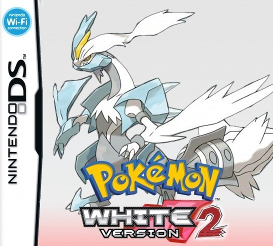 Pokemon White Version 2 (U.S version, region free) for Nintendo DS image
