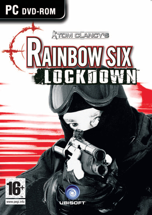 Tom Clancy's Rainbow Six: Lockdown (Jewel case packaging) for PC Games