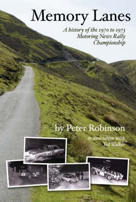 Memory Lanes by Peter Robinson