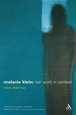 Melanie Klein by Meira Likierman image