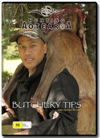 Hunting Aotearoa: Butchery Tips on DVD