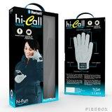 Bluetooth Gloves (Ladies Grey)