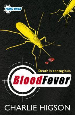 Blood Fever (Young Bond #2) by Charlie Higson image