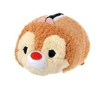 Disney Tsum Tsum: Wave 2 Plush Figure - Dale (9 cm)