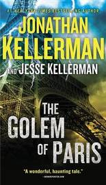 The Golem of Paris by Jonathan Kellerman
