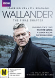Wallander - Series 4 (The Final Chapter) DVD