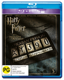 Harry Potter: Year 3 - The Prisoner Of Azkaban (Special Edition) on Blu-ray
