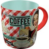 Say it 50's Mug - Have a Coffee
