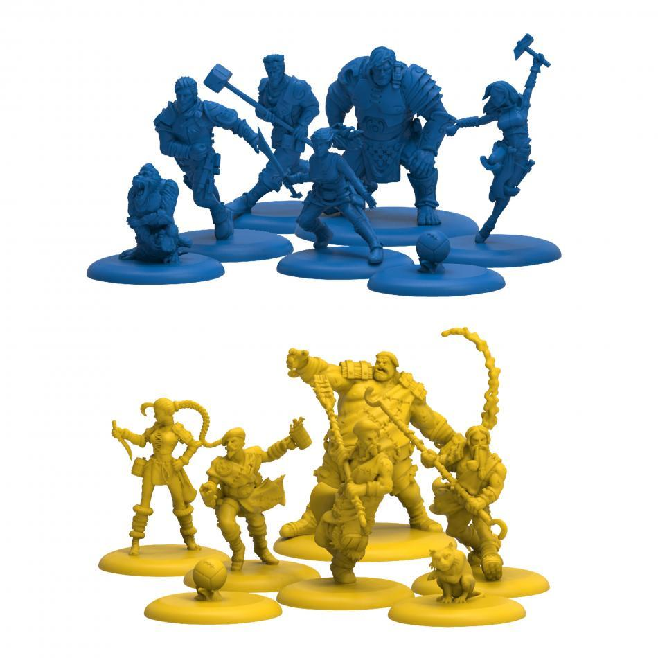 Kick Off! Guild Ball 2 Player Starter Box image