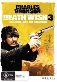 Death Wish 3 on DVD