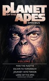 Planet of the Apes by George Alec Effinger