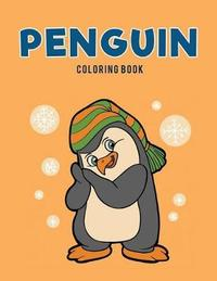 Penguin Coloring Book by Coloring Pages for Kids image