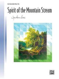 Spirit of the Mountain Stream by Wynn-Anne Rossi