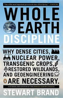 Whole Earth Discipline by Stewart Brand image