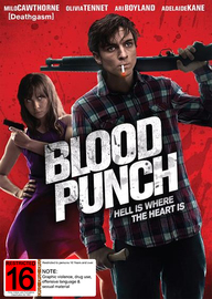 Blood Punch on DVD image