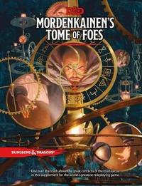 Mordenkainen's Tome of Foes by Wizards RPG Team