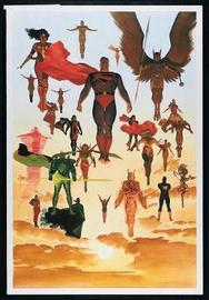 Kingdom Come: DC Black Label Edition by Mark Waid